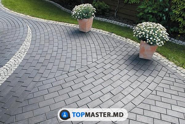 Мастера - укладка тротуарной плитки в Молдове изображение 1