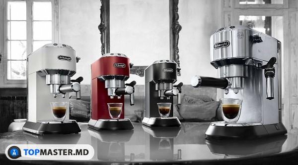 Хотите купить кофемашину в Кишинёве?