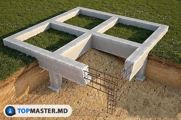 Строительство фундамента. Советы по закладыванию.