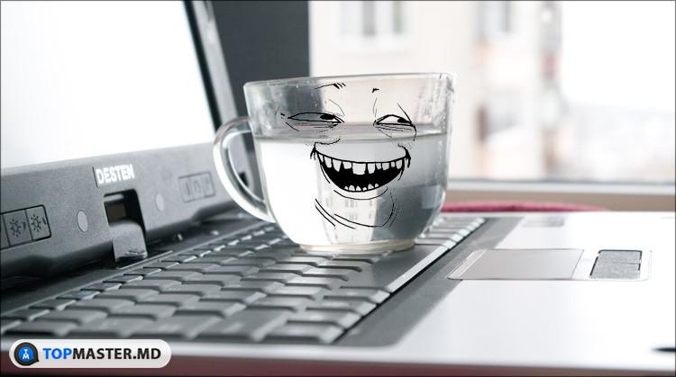 что делать, если залил клавиатуру ноутбука Dell