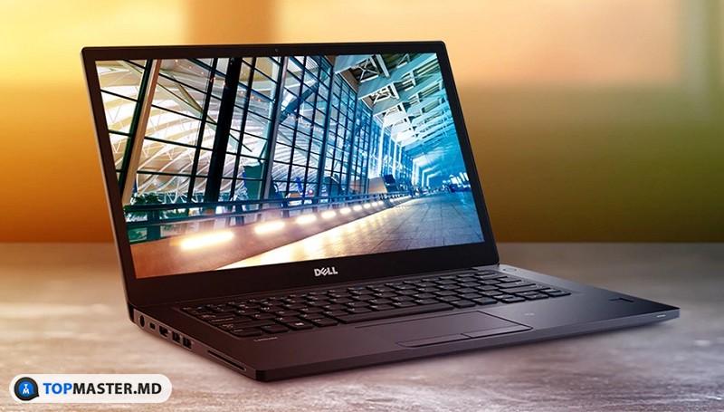 ноутбук Dell Latitude 7490 — клавиатура и характеристики