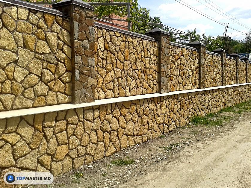 montarea pietrei naturale, decorative изображение 3