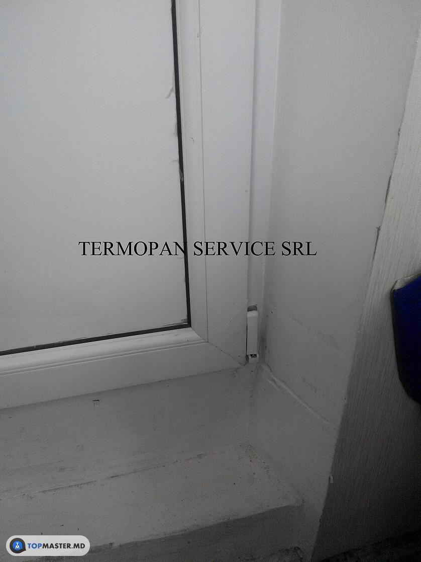 Portfolio: ремонт балконной двери - андрей termopan_service_.