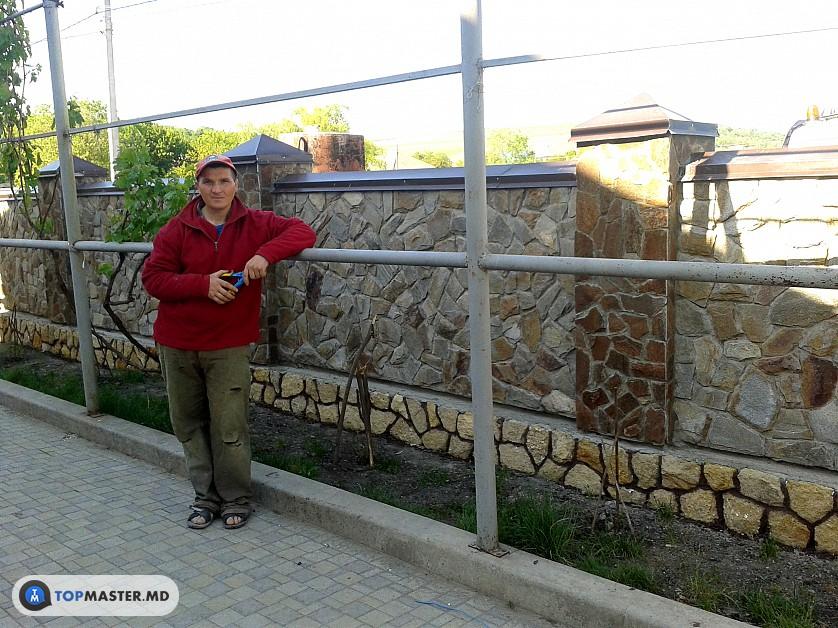 montarea pietrei naturale изображение 3