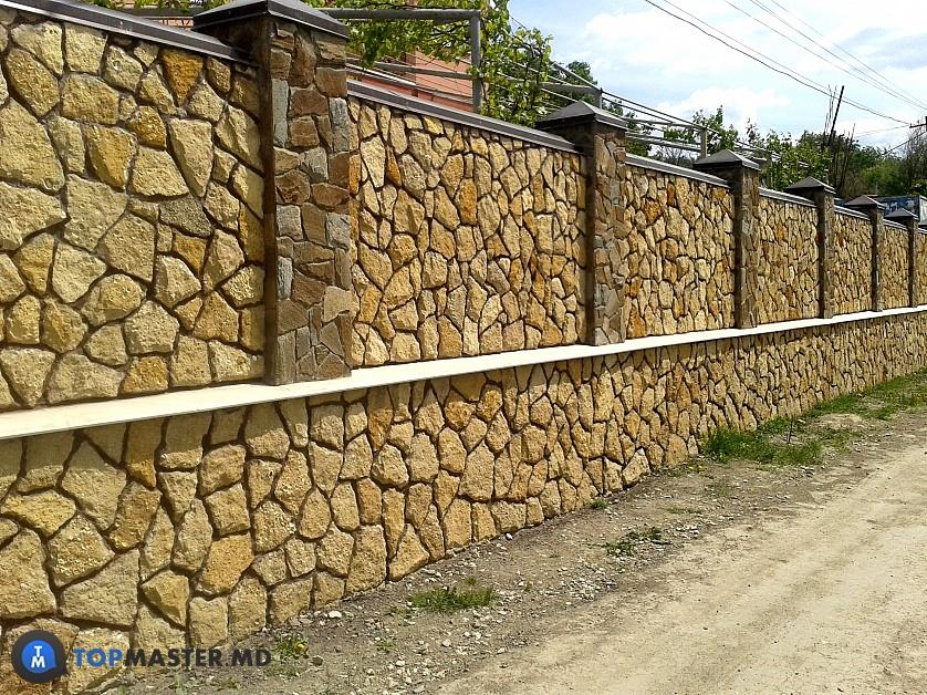 lucrări cu piatră naturală, decorativă изображение 8