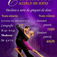 Танцевальная студия! Scoala de dans pentru copii si adulti!