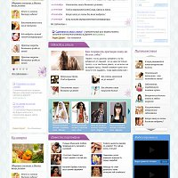 Женский онлайн журнал о моде и здоровье.