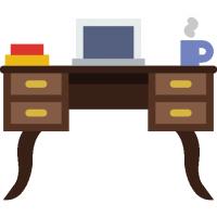 Asamblarea mobilei de birou