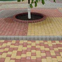 Укладка тротуарной плитки в Кишинёве