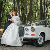 Свадебная фото съёмка.