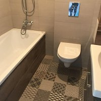 Ванная комната под ключ на Чеканах