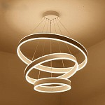 Pendant CIRCLE DOUBLE SIDE 135W 16094