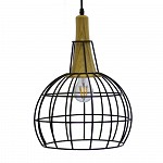 IRON PENDANT LAMP F4192/1 16184