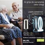 Ультрафиолетовая бактерицидная лампа / Lampa Germicida /  гарантия 12 месяцев!