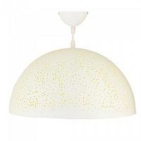 Люстра Iron Pendant Lamp F6146/1 white+yellow 16197