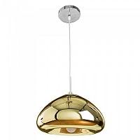 Люстра Pendant Glass Lamp BK2021-P-L GOLD dia.30cm*H16.5cm 16078